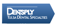 Dentsply tulsa dental specialites provided our Brookline dental office with root canal system so we can perform endodontic treatment with efficiency